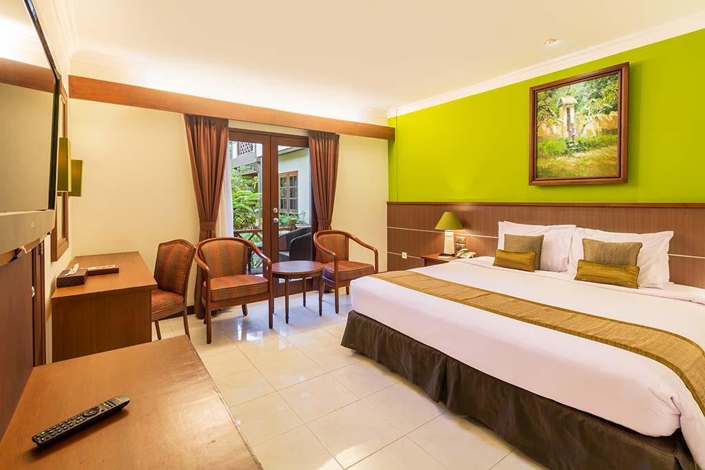 Deluxe Room - Risata Bali Resort & Spa (1)