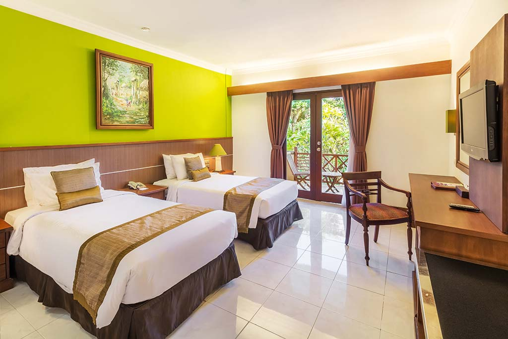 Deluxe Room - Risata Bali Resort & Spa (2)