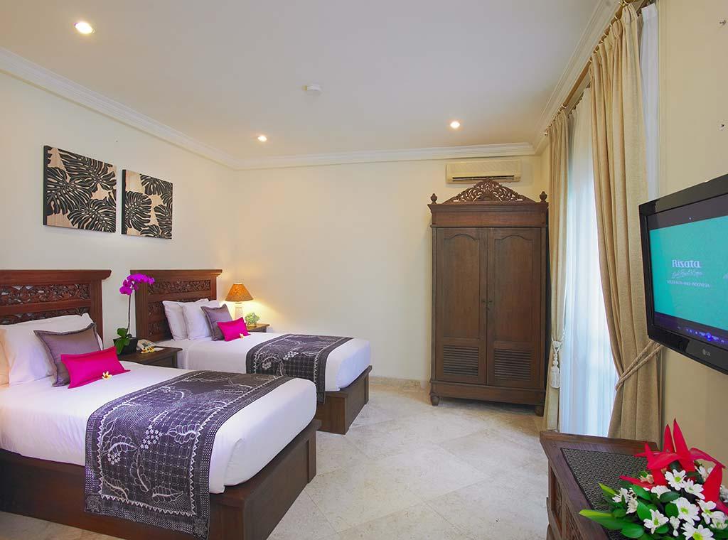 Garden Villa - Risata Bali Resort & Spa (3)