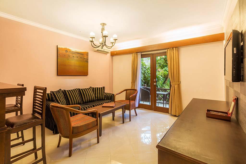 Junior Suite - Risata Bali Resort & Spa (1)