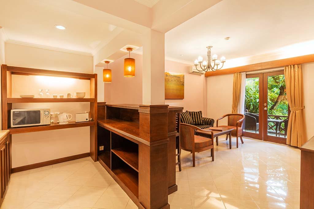Junior Suite - Risata Bali Resort & Spa (4)