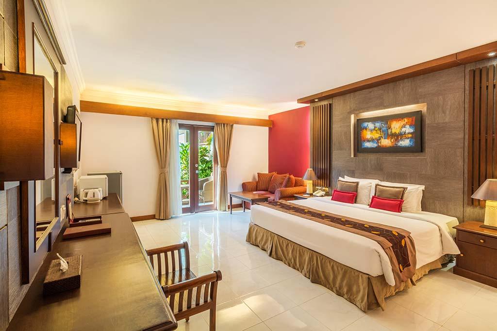 Studio Room - Risata Bali Resort & Spa (1)